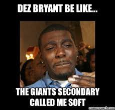 Dez Bryant Memes - bryant be like