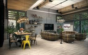 Wohnzimmer Esszimmer Design Stilvolle Industrial Esszimmer Design Der Wesentliche Leitfaden