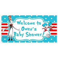 custom baby shower banners best shower