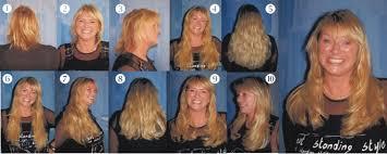 Frisuren Lange Haare Wachsen Lassen by Kurze Haare Länger Wirken Lassen Giseleangelpaula Site