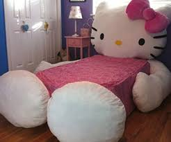 Hello Kitty Bed - Hello kitty bunk beds