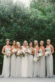 light gray bridesmaid dresses 107 best inspire bridesmaids images on pinterest flower girls