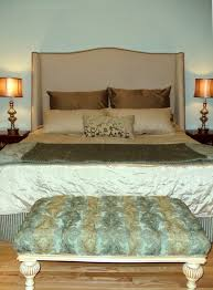 Metal Frame Headboards by Greensboro Interior Design Window Treatments Greensboro Custom