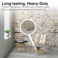 wall chair protector self stick furniture round felt pads for hard surfaces protect