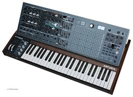 arturia matrixbrute u2013 a french icon of luxury greatsynthesizers