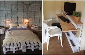 meuble cuisine diy idee deco palette 20 inspi pour réinventer intérieur