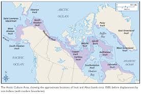Arctic Map Maps Of The Arctic
