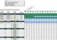 free gantt chart excel template download fern spreadsheet