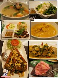 baan cuisine southern cuisine at baan restaurant somerset thonglor