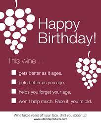 Birthday Wine Meme - happy birthday wine clipart clipartxtras
