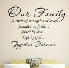 wall design ideas inspirational family sayings wall 86