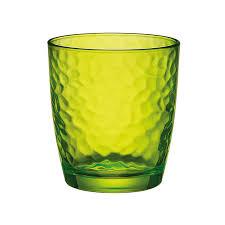 bicchieri verdi bicchiere da acqua palatina bormioli shop