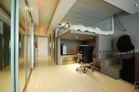 mezzanine chambre lit mezzanine adulte pour l aménagement du petit appartement lit