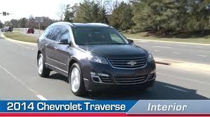 Chevy Tahoe 2014 Interior 2014 Chevrolet Traverse Pictures Interior U S News U0026 World Report