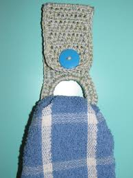 pattern crochet towel holder simply crochet and other crafts towel holder