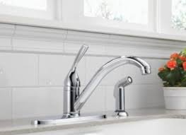 kitchen faucet water pressure low water pressure on kohler k 10412 kitchen faucet kitchen