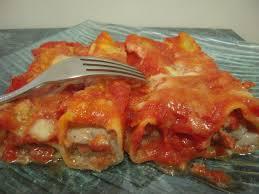 cuisine italienne cannelloni cannellonis à la viande et au jambon ma pause cuisine