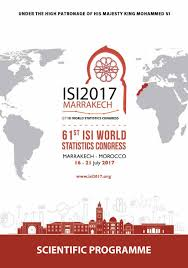 programme scienctifique isi2017 marrakech by isi2017 marrakech issuu