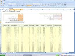 Amortization Calculator Excel Template Car Loan Amortization Schedule Excel Thebridgesummit Co