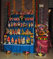 Decorations At Home by Navratri Golu 2015 Arrangement And Decorations At My Home Youtube