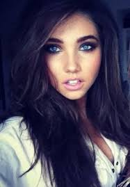dark hair with grey models dark haired blue grey eyed girls google search the fifth