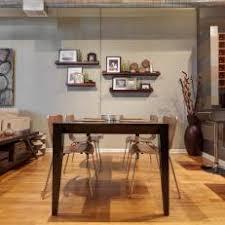 Photos HGTV - Floating shelves in dining room