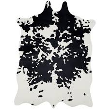 safavieh faux hide brindle 5 ft x 6 ft 6 in area rug fah160b 5