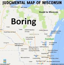 chicago map meme judgmental maps
