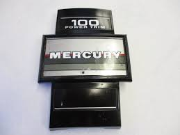 cowling hood cowl latch cover for mercury mariner outboards 11207a
