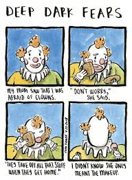 Funny Meme Comics Tumblr - deep dark fears
