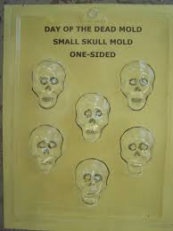 small sugar skull molds molds day of the dead