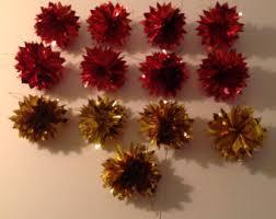 foil ornaments etsy