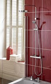 52 bar valve shower modern thermostatic bar mixer shower valve carre fixed head thermostatic bar shower valve with rigid riser
