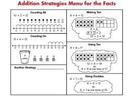 math facts math facts in grade 2 math trailblazers