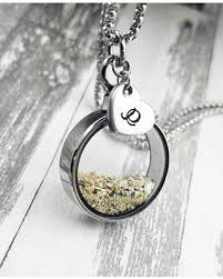 ashes locket shopping deals on cremation memorial necklace locket for