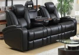 Reclining Sofa With Center Console Reclining Sofa With Console Reclining Sofa With Center