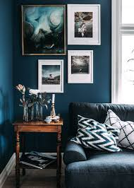 Pinterest Living Room Wall Decor Best 25 Dark Blue Rooms Ideas On Pinterest Dark Walls Dark