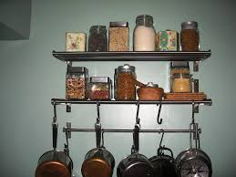 kitchen shelving ideas interesting diy kitchen shelving ideas with simple design 4707