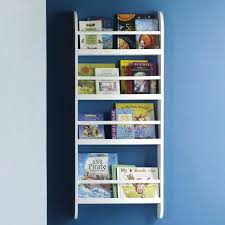 Threshold Carson 5 Shelf Bookcase White Perfect Kids Wall Mounted Bookcase 53 For Threshold Carson 5 Shelf