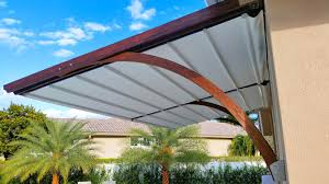 Installing Retractable Awning Retractable Awnings U0026 Canopies Miami Awning Shade Solutions
