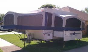 Travel Trailers With King Bed Slide Out Pop Up Camper Loaded In Great Shape Free Rv Classifieds Used
