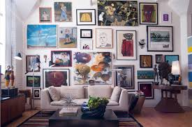 100 paintings to decorate home comfortable living room wall