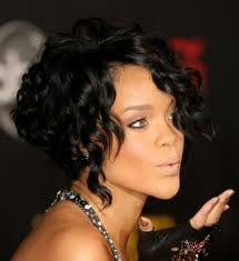 wet and wavy hair styles for black women bob hairstyles for black women 20 chic trendy bob hairstyles
