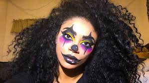 Halloween Makeup Clown Faces by Clown Halloween Makeup Tutorial Jasmeannnn Youtube