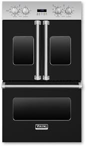 luxury french door double wall oven on modern home designing