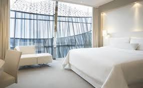 Schlafzimmer Einrichten Wie Im Hotel Elbphilharmonie Zimmer Im Westin Hotel Blick Ins Innere
