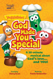 god made you special non seasonal kids