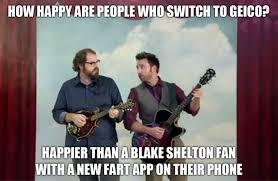 Blake Shelton Meme - farce the music monday memes fgl blake shelton etc