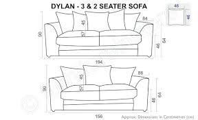 length of standard couch average size of a 3 seater sofa www gradschoolfairs com