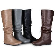 womens boots wide calf sale s boots ebay